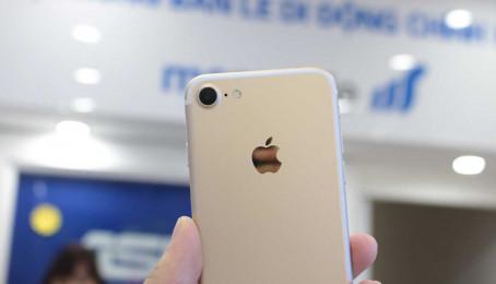 Giữ lại mọi khoảnh khắc cùng camera iPhone 7