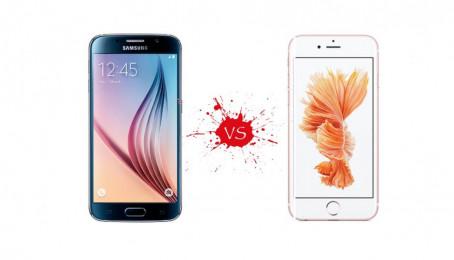 Đánh giá iPhone 7 và Samsung Galaxy S7: 7 nào khủng hơn ???