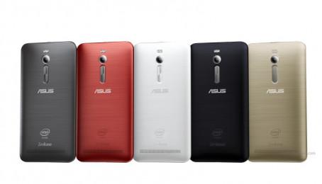 Công bố kết quả chương trình quay số may mắn trúng ASUS ZenFone 2 do MSmobile trao tặng