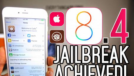 Link tải về và Jaibreak iOS 8.4 cho người dùng iPhone, iPad