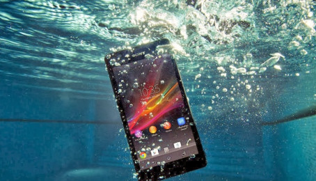Hướng dẫn test, kiểm tra điện thoại Sony Xperia Z4 xách tay từ Nhật.