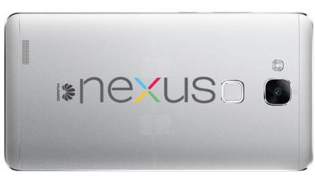 Huawei Nexus: màn hình 5.7 inch Quad HD, Snapdragon 820