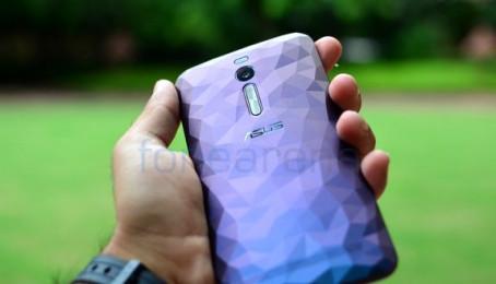 Zenfone 2 Deluxe với mặt sau 3D cực kỳ nổi bật, giá 4 triệu