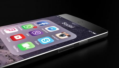 Xuất hiện iPhone 7 cực kỳ mới lạ, tinh tế, sang trọng