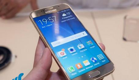 Mua trả góp Samsung Galaxy S6 Hàn Quốc