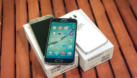 Mua Samsung Galaxy S6 khóa mạng Nhật