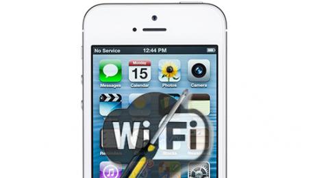 Sửa lỗi iPhone 6/6 Plus bắt wifi kém