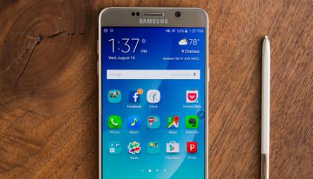 Bật mí cách tìm Samsung Galaxy Note 5 bị mất, thất lạc, đánh cắp