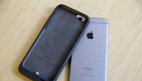 Case giúp tăng thời lượng pin iPhone được ra mắt