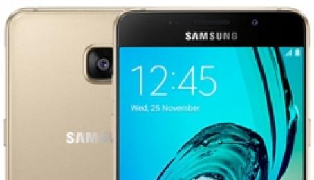Samsung Galaxy A3 và A5 thế hệ 2 ra mắt 8/1/2016