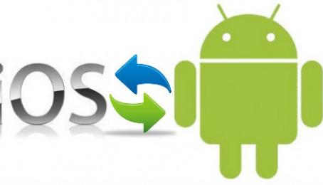 Thủ thuật copy và chuyển danh bạ từ iPhone 5 lock (iOS) sang HTC One M9 cũ (Android)