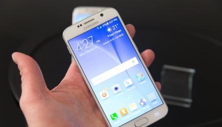 Hướng dẫn cách test máy Samsung Galaxy S6 cũ khi mua