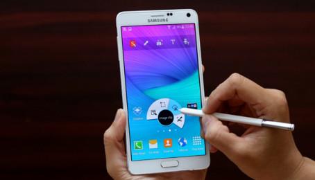 Bán Samsung Galaxy Note 4 cũ giảm giá cuối năm 2015