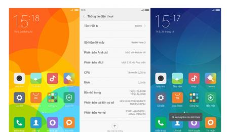 MS-Rom V8 Dev Xiaomi Redmi Note 3