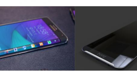 So sánh Samsung Galaxy Note Edge Docomo và HTC One M9