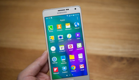 Đánh giá camera trước và sau Samsung Galaxy A7
