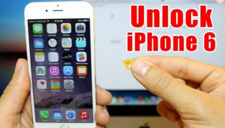 Địa chỉ sửa lỗi sim ghép iPhone 6 Lock uy tín