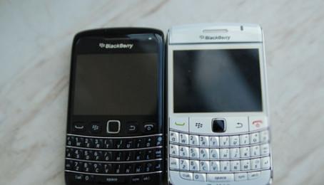Tết này nên chọn BlackBerry Bold 9780 và BaclkBerry 9790 ?