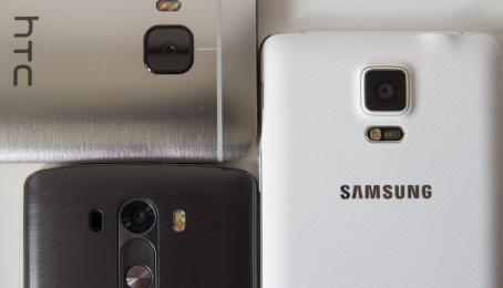 So sánh hiệu năng chụp ảnh HTC One M9 cũ vs Samsung Galaxy Note 4 cũ vs LG G3 (Phần 1)