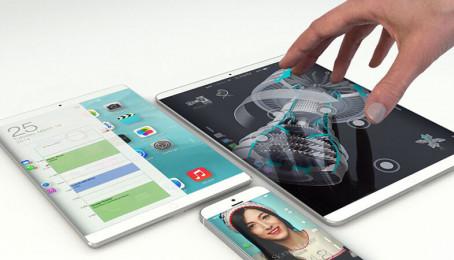 Xuất hiện thiết kế iPad Air 3 dày hơn so với iPad Air 2