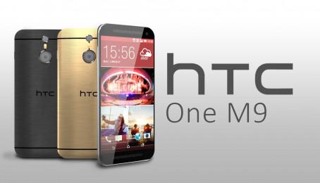 HTC One M9 cũ mang ngôn ngữ sang trọng thời thượng