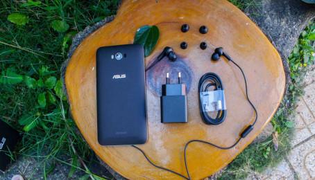 Mở hộp Asus Zenfone Max với pin khủng 5.000 mAh