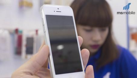 iPhone 5 lock và cách fix lỗi thường gặp