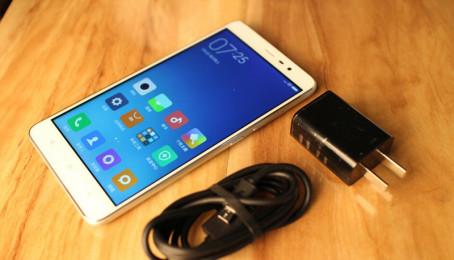 Cách test máy Xiaomi Redmi Note 3 Pro chính hãng