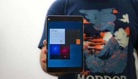 Cách test máy Xiaomi Mipad 2 chính hãng