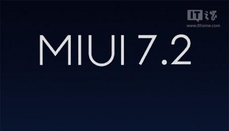 Xiaomi chuẩn bị cập nhật MIUI 7.2 ở một số sản phẩm