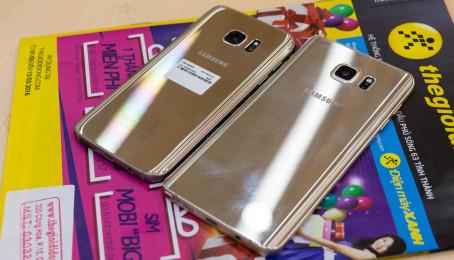 Nếu được bạn chọn Samsung Galaxy S7 hay note 5