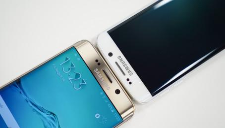 Samsung Galaxy S7 edge lên kệ đánh động đối thủ hàng đầu