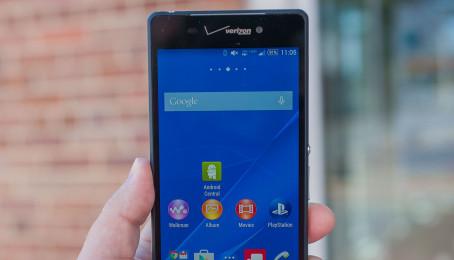 Đánh giá cấu hình Sony Xperia Z3V cũ: Mượt mà, ổn định