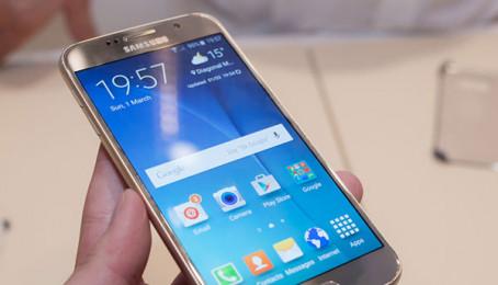 Đánh giá cấu hình Samsung Galaxy S6 Edge Au: Không thua kém bản gốc
