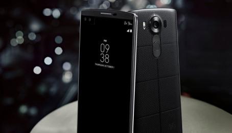 Cách test máy LG V10 2 SIM chính hãng