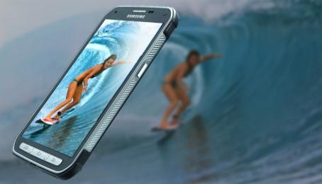 Đánh giá màn hình điện thoại Samsung Galaxy S7 Active
