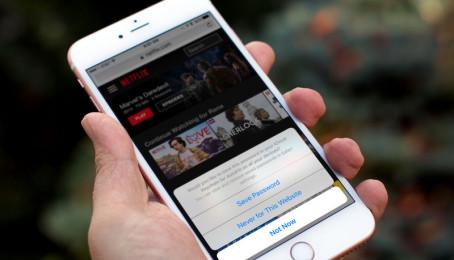Hướng dẫn sử dụng tính năng iCloud Keychain trên iPhone 6s cũ