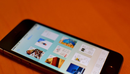 Hướng dẫn đồng bộ hóa iBooks PDF lên iCloud trên iPhone 6 cũ