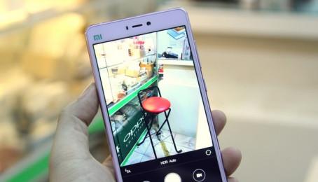Chiêm ngưỡng Xiaomi Mi 4S với màu tím mộng mơ