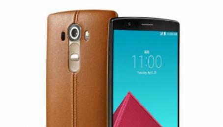 Chỉ bạn cách sửa loa điện thoại LG G4 2 SIM.