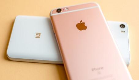 Xiaomi Mi 5 vs iPhone 6s cũ: Apple Mỹ vs Apple Trung Hoa (Phần 2)