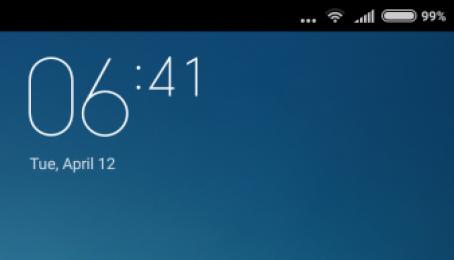 MIUI 7.1.3 for locked bootloader Redmi 3