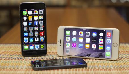 iPhone 6 cũ chai pin có thay được không?