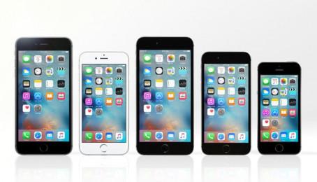 So sánh thông số kỹ thuật iPhone 6s Plus, iPhone 6s, iPhone 6 Plus, iPhone 6 và iPhone SE (Phần 2)