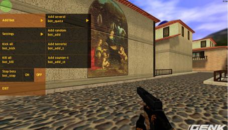 Cách cài đặt Counter Strike 1 6 trên Android hàng xịn không