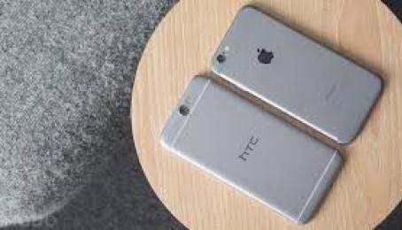 So sánh HTC One A9 và iPhone 6