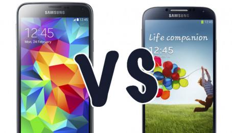 So sánh chi tiết Samsung Galaxy S7 và Samsung Galaxy S4