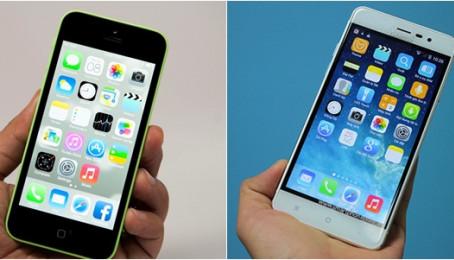 So sánh iPhone 5c Lock vs Arbutus AR5: Lựa chọn nào tối ưu hơn trong tầm giá dưới 2 triệu?
