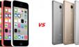 iPhone 5c Lock vs Xiaomi Redmi Note 3: Sắm smartphone nào cho mùa hè này?