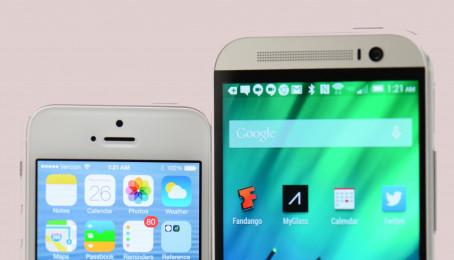 so sánh cấu hình giữa iPhone se với iPhone 4s